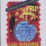 Bekendmaking optreden T-Beng  in café De Kanarie te Groningen